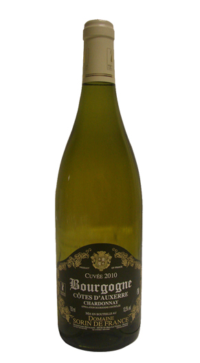 vin bourgogne blanc chardonnay