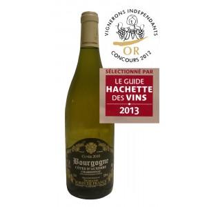 Bourgogne Cotes d'Auxerre blanc Chardonnay