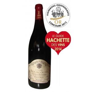 Bourgogne Côtes d'Auxerre rouge Pinot Noir 2011