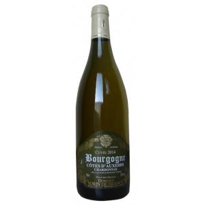 Bourgogne Cotes d'Auxerre blanc Chardonnay 2014