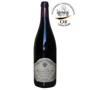 Bourgogne Côtes d'Auxerre rouge Pinot Noir 2014
