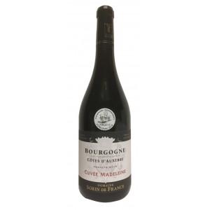 Bourgogne Côtes d'Auxerre Rouge Pinot Noir Cuvee Madeleine