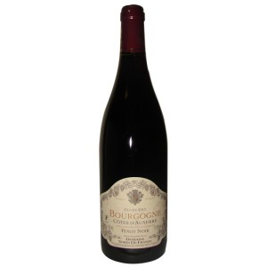 Bourgogne Côtes d'Auxerre rouge Pinot Noir 2016