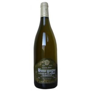 Bourgogne Cotes d'Auxerre blanc Chardonnay 2017